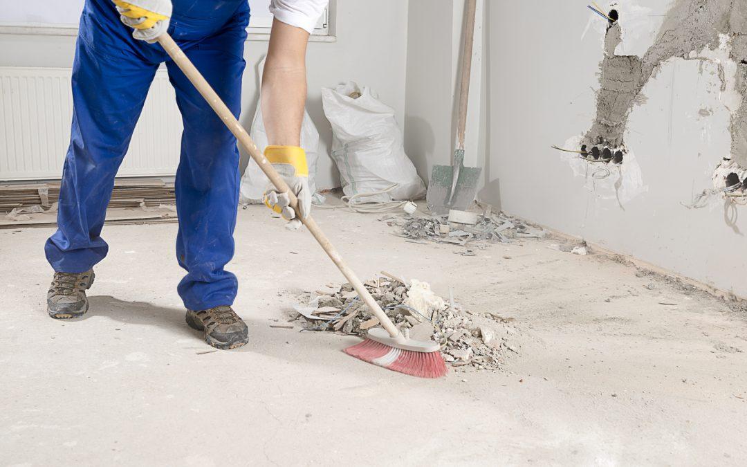 Limpeza Pós-Obra | Companhia das Limpezas